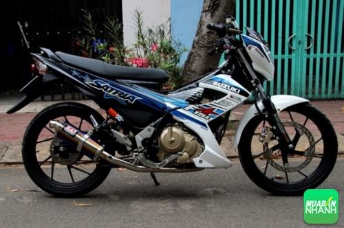 Suzuki Raider cũ