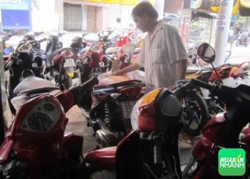 Mua bán xe máy cũ giá rẻ
