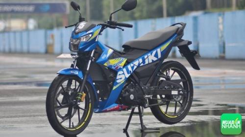 Suzuki Raider 150 Fi 2016