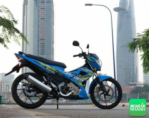 Ưu và nhược của xe máy Suzuki Raider tại Việt Nam