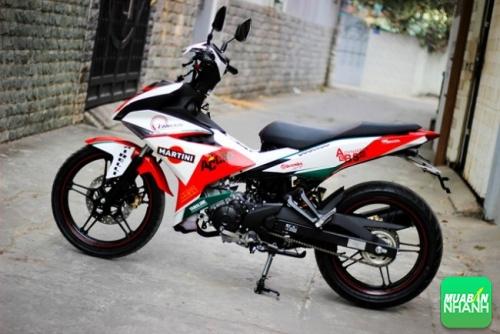 Exciter 150 độ theo phong cách Ducati