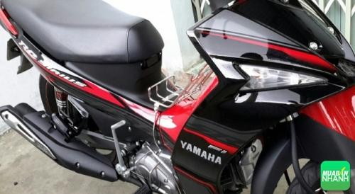 Đầu xe Yamaha Sirius