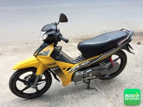 Hướng dẫn xác định giá bán của xe máy Yamaha Sirius