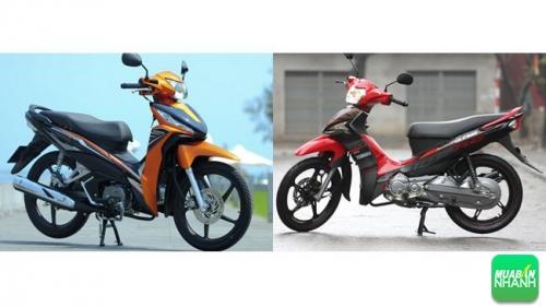 So sánh chi tiết nhất Yamaha Sirius Fi và Honda Wave 110 RSX Fi