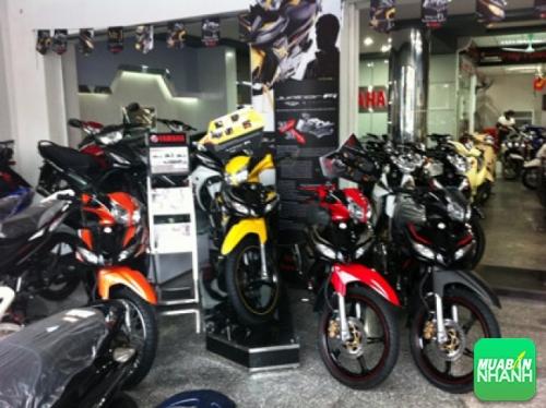 Kinh nghiêm chọn cửa hàng xe máy Yamaha Sirius Fi uy tín