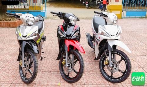 Mách nước cách chọn mua xe máy Yamaha Sirius với giá hời
