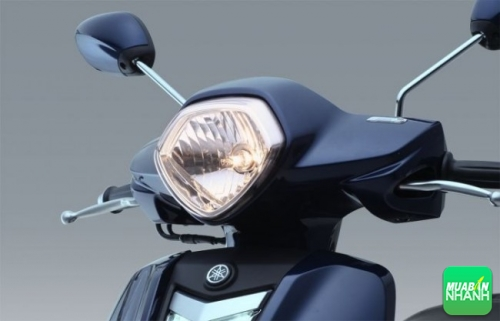 Thiết kế tinh tế của Yamaha Grande