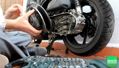 Cách vận hành và bảo dưỡng xe tay ga để động cơ luôn bền bỉ