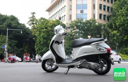 Thiết kế Yamaha Grande