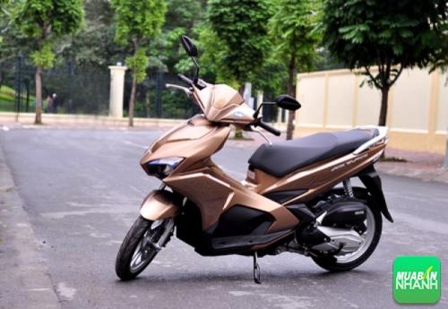 Thiết kế Honda Air Blade mới