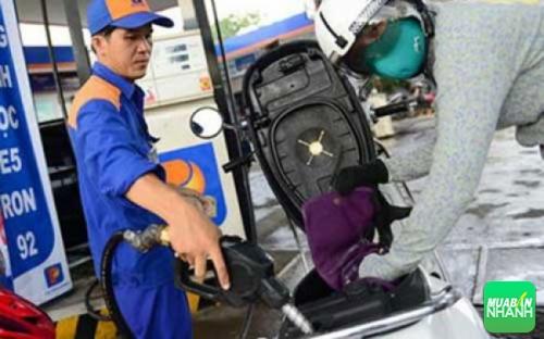 Mẹo tiết kiệm xăng cho xe tay ga