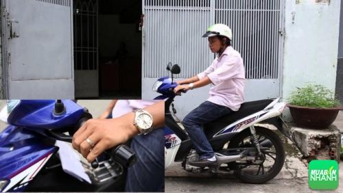 Đi xe máy Exciter 150 côn tay thế nào cho đúng