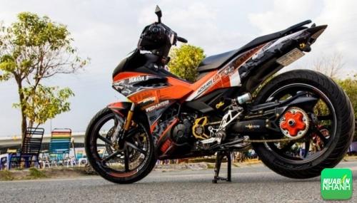 """Yamaha Exciter 150 """"tuyệt đỉnh kungfu"""" theo phong cách sportbike"""