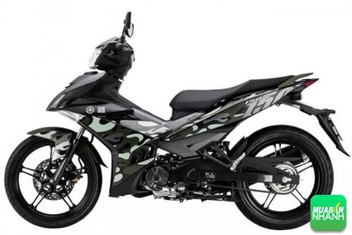 Yamaha Exciter 150 Camo – phiên bản rằn ri bất ngờ xuất hiện