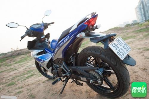 Đánh giá chi tiết xe côn tay Yamaha Exciter 150 dẫn đầu phân khúc xe côn tay