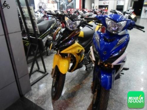 Exciter 150 được bán tại các cửa hàng xe máy