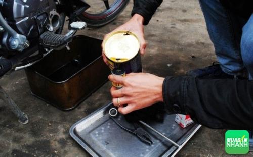 Bảo dưỡng xe máy