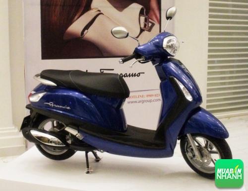 xe máy Yamaha Grande