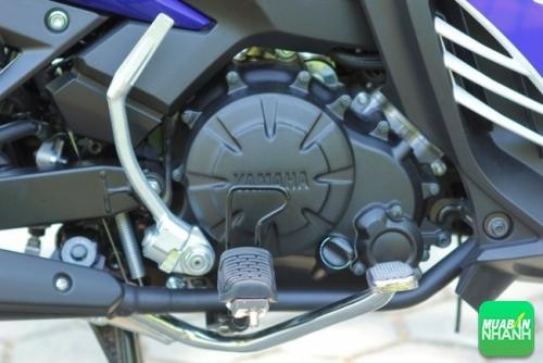Động cơ của Exciter 150