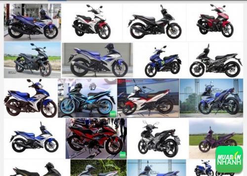 Xe máy Yamaha Exciter 150