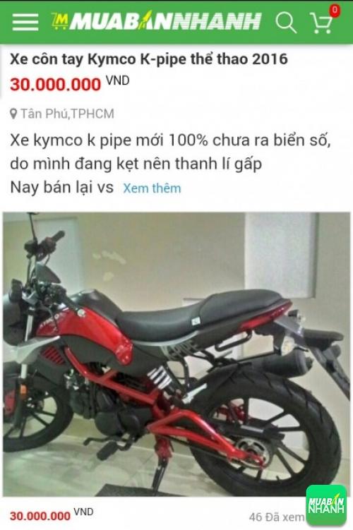 kỹ thuật ôm cua xe máy