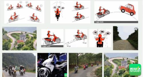 Kinh nghiệm lên xuống dốc an toàn bằng xe máy cho những bạn mê phượt