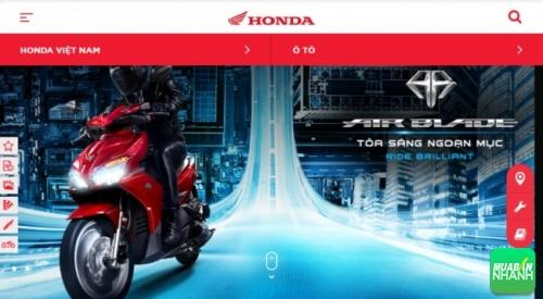 Những bệnh thường thấy trên xe tay ga Honda Air Blade