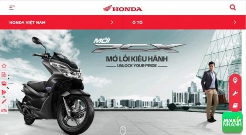 Những lỗi thường gặp trên xe máy ta ga Honda PCX