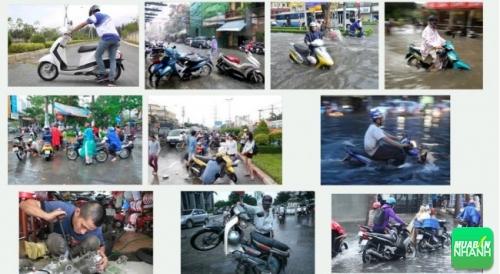 Cách xử lý xe máy