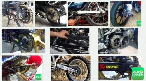 Khi nào cần thay nhông xích xe máy?