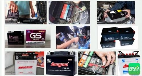 Chú ý và bảo dưỡng ắc quy xe máy