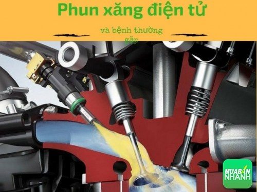 Bệnh thường gặp của hệ thống phun xăng điện tử trên xe máy