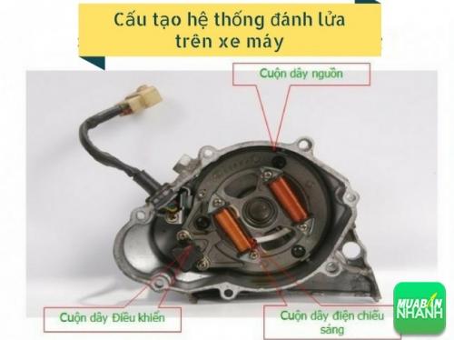 IC đánh lửa trên xe máy thường bị hư hỏng gì?
