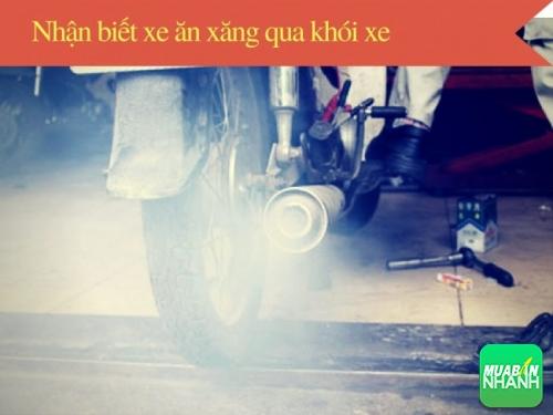 Gợi ý cách nhận diện xe máy tốn xăng và cách phòng