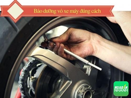 Lốp (vỏ) xe máy và cách sử dụng tránh những hư hỏng thường gặp