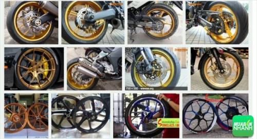 Vấn đề chao đảo ở xe máy và cách khắc phục