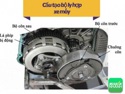 Hư hỏng ly hợp xe máy-Nguyên nhân và cách khắc phục