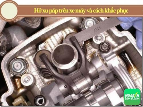 Cách chỉnh khe hở Xupap trên xe máy bạn nên biết