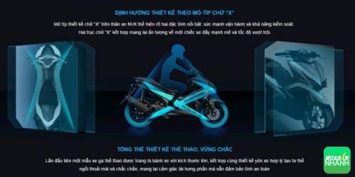 Thiết kế Yamaha NVX