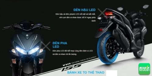 Thiết kế đèn xe Yamaha NVX