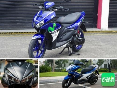 Đánh giá xe máy Yamaha NVX 2017 - tiên phong phân khúc xe ga cao cấp thể thao