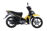 Xe máy Yamaha Sirius FI vành đúc 2016