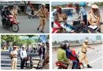 Mức phạt cho người điều khiển xe máy không mua bảo hiểm