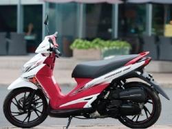 Xe máy Suzuki Hayate
