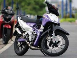 Xe máy Suzuki nhập khẩu
