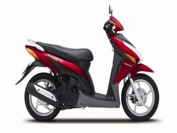 Xe máy Honda Click Exceed 2010