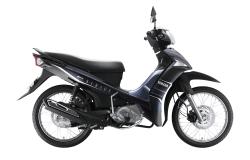 Xe máy Yamaha Sirius FI phanh đĩa 2015