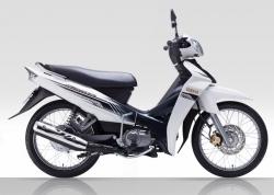 Xe máy Yamaha Sirius Phanh đĩa 2014