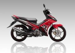 Xe máy Yamaha Exciter R 2014