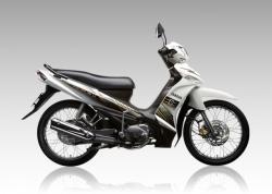 Xe máy Yamaha Taurus LS phanh đĩa 2013